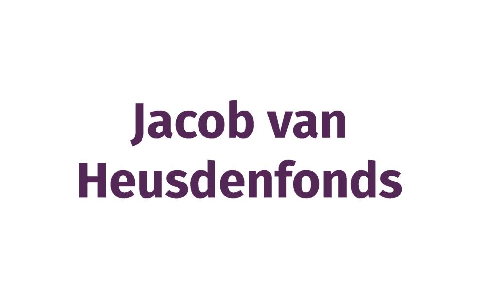 Jacob van Heusden fonds